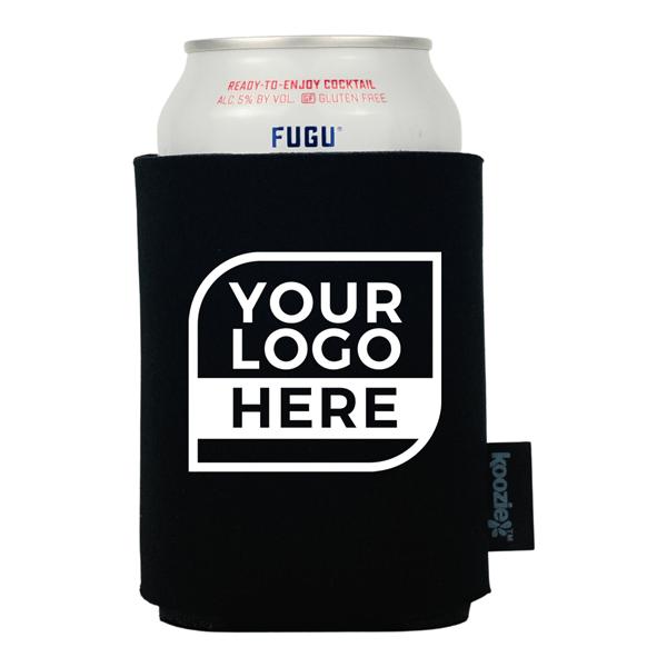 Koozie® Bulk Logo Foam Can Cooler | 1 Color 2 Sides