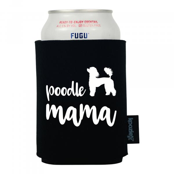 Poodle Mama Pet Lovers Koozie®