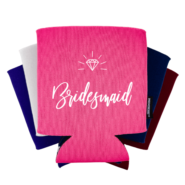 Bridesmaid Bridal Shower Koozie®