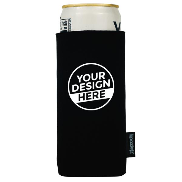Koozie® Bulk Slim Can Cooler | 1 Color 1 Side