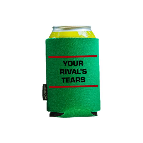 Koozie? Rivals Tears Foam Can Cooler |1 Side
