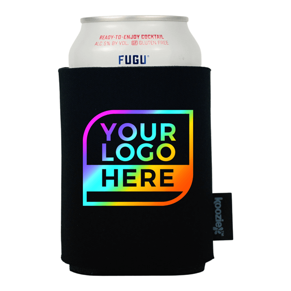 Koozie® Bulk Logo Foam Can Cooler | Full Color 1 Side
