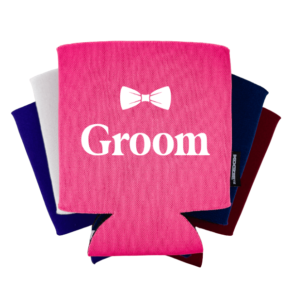 Groom Bridal Shower Koozie®