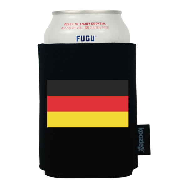 Koozie® Germany Country Flag Drink Cooler