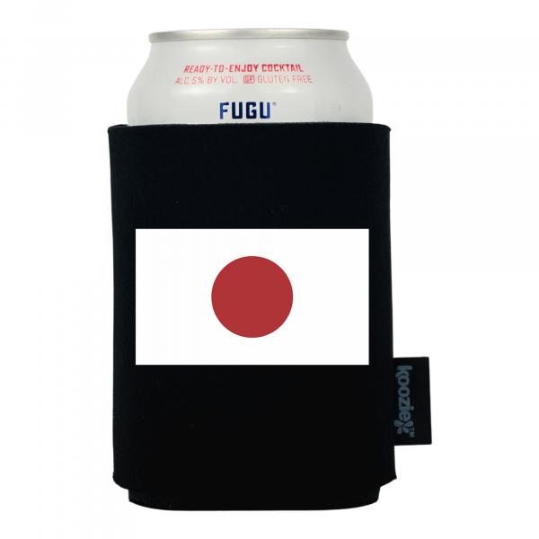 Koozie® Japan Country Flag Drink Cooler