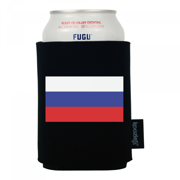 Koozie® Russia Country Flag Drink Cooler
