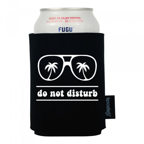 Koozie® Do Not Disturb Tropical Drink Cooler