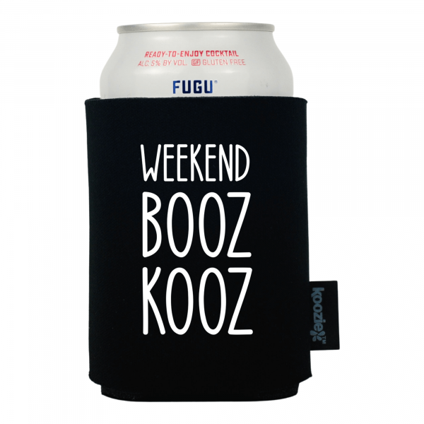 Koozie® Weekend Booz Kooz Drink Cooler