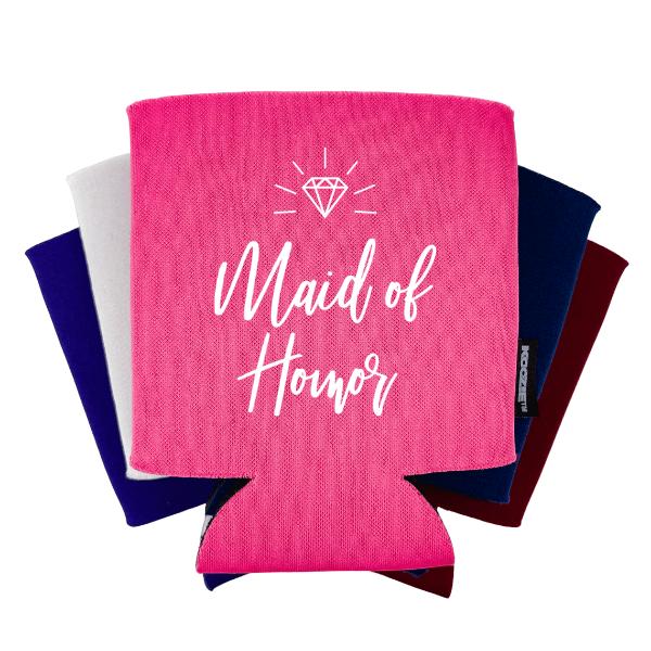 Maid of Honor Bridal Shower Koozie®