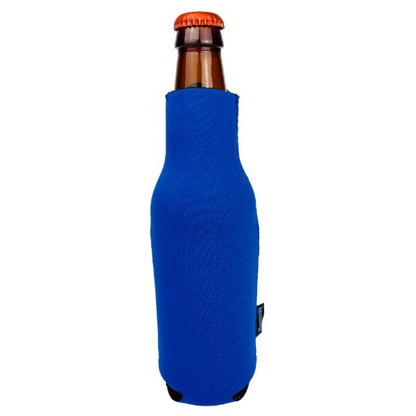 Blank Koozie® Neoprene Zip-Up Bottle Cooler