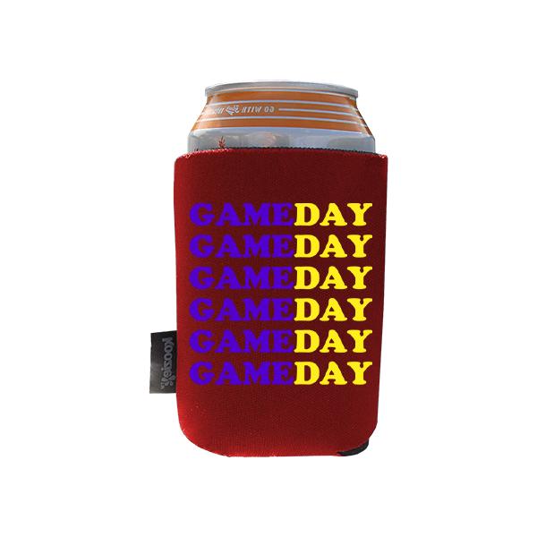 Koozie? Game Day Custom Foam Can Cooler |1 Side