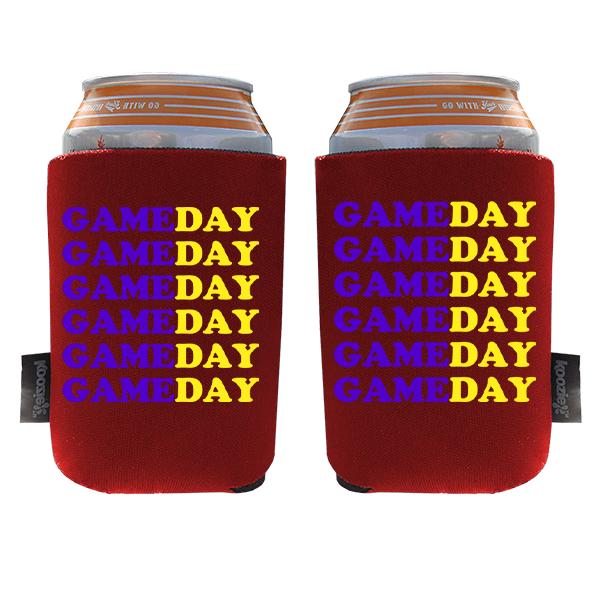 Koozie? Game Day Custom Foam Can Cooler | 2 Sides