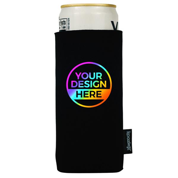 Koozie® Bulk Slim Can Cooler | Full Color 1 Side