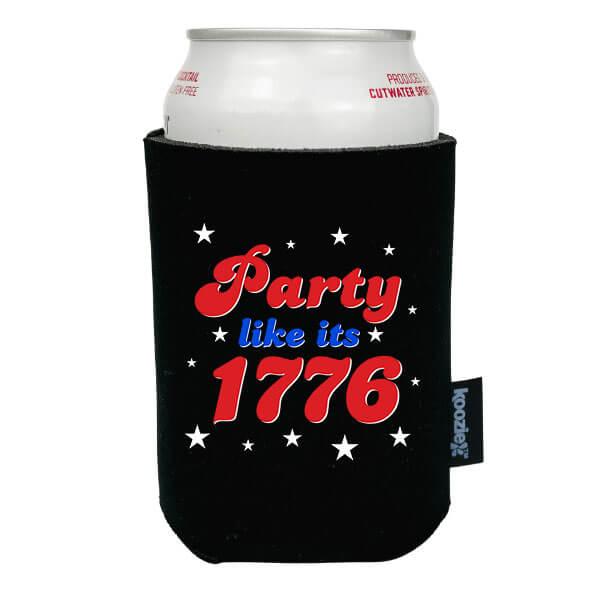 Koozie® Party Like its 1776 Patriotic Drink Cooler