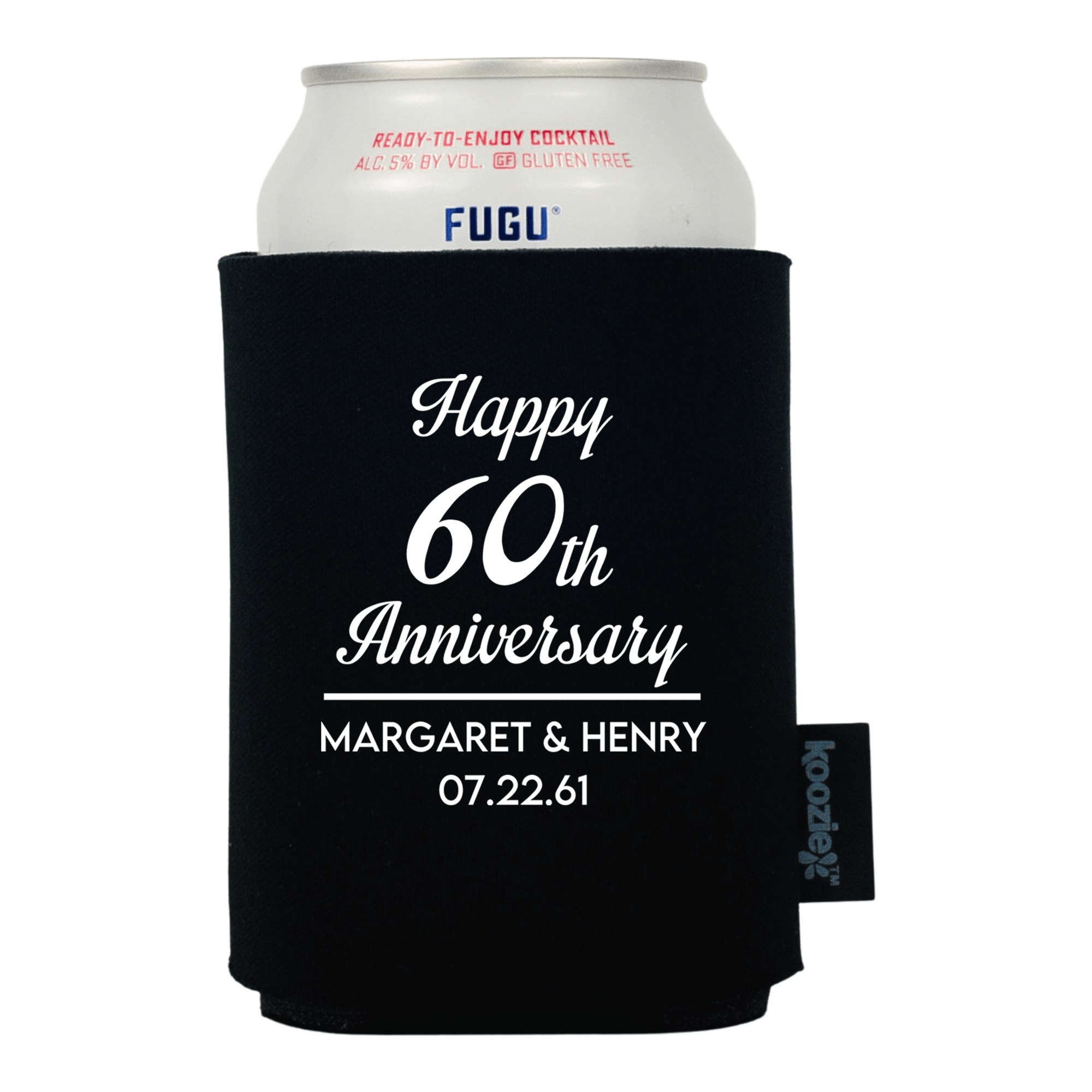 Koozie® Happy Anniversary Drink Cooler