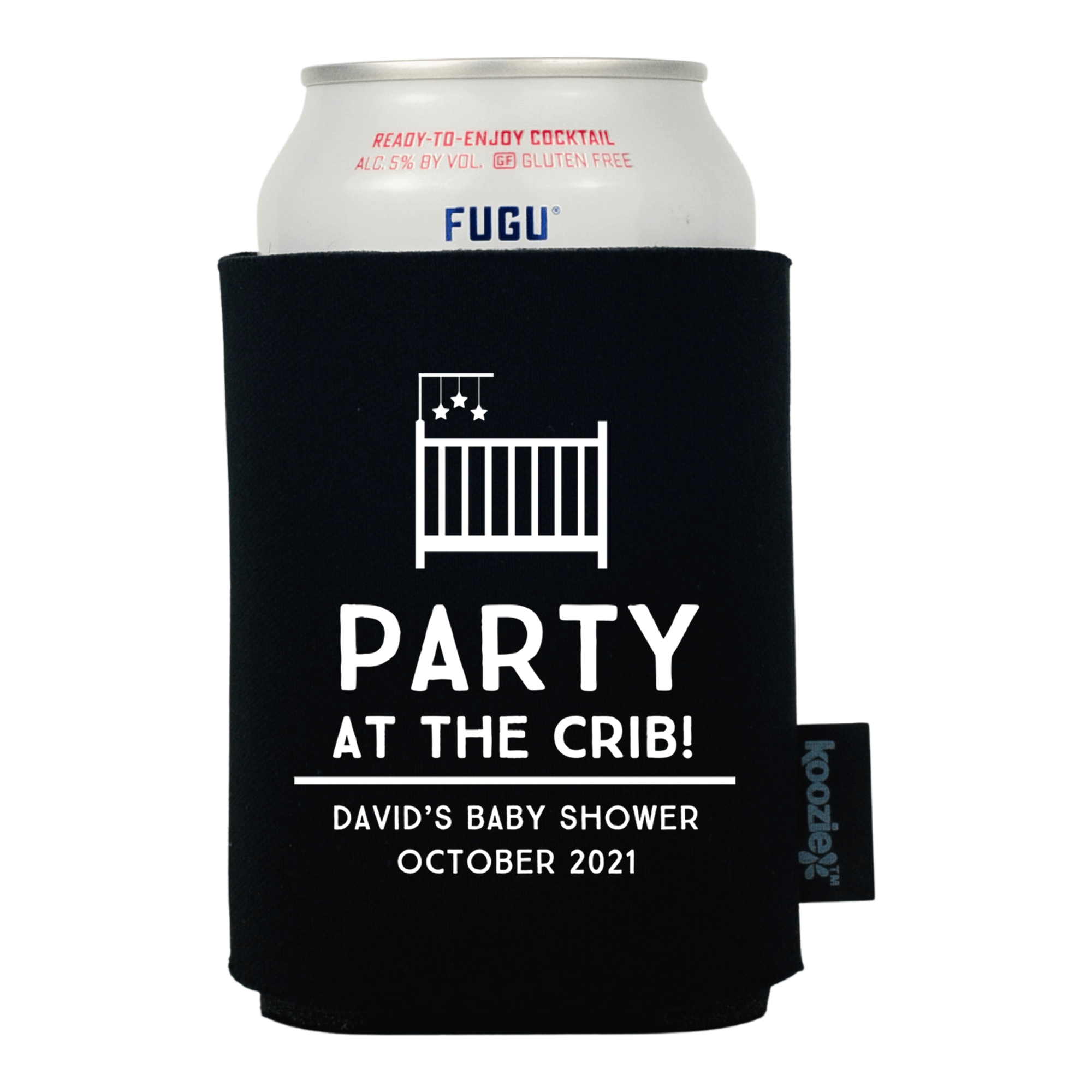 Koozie® Party at the Crib Baby Shower Drink Cooler