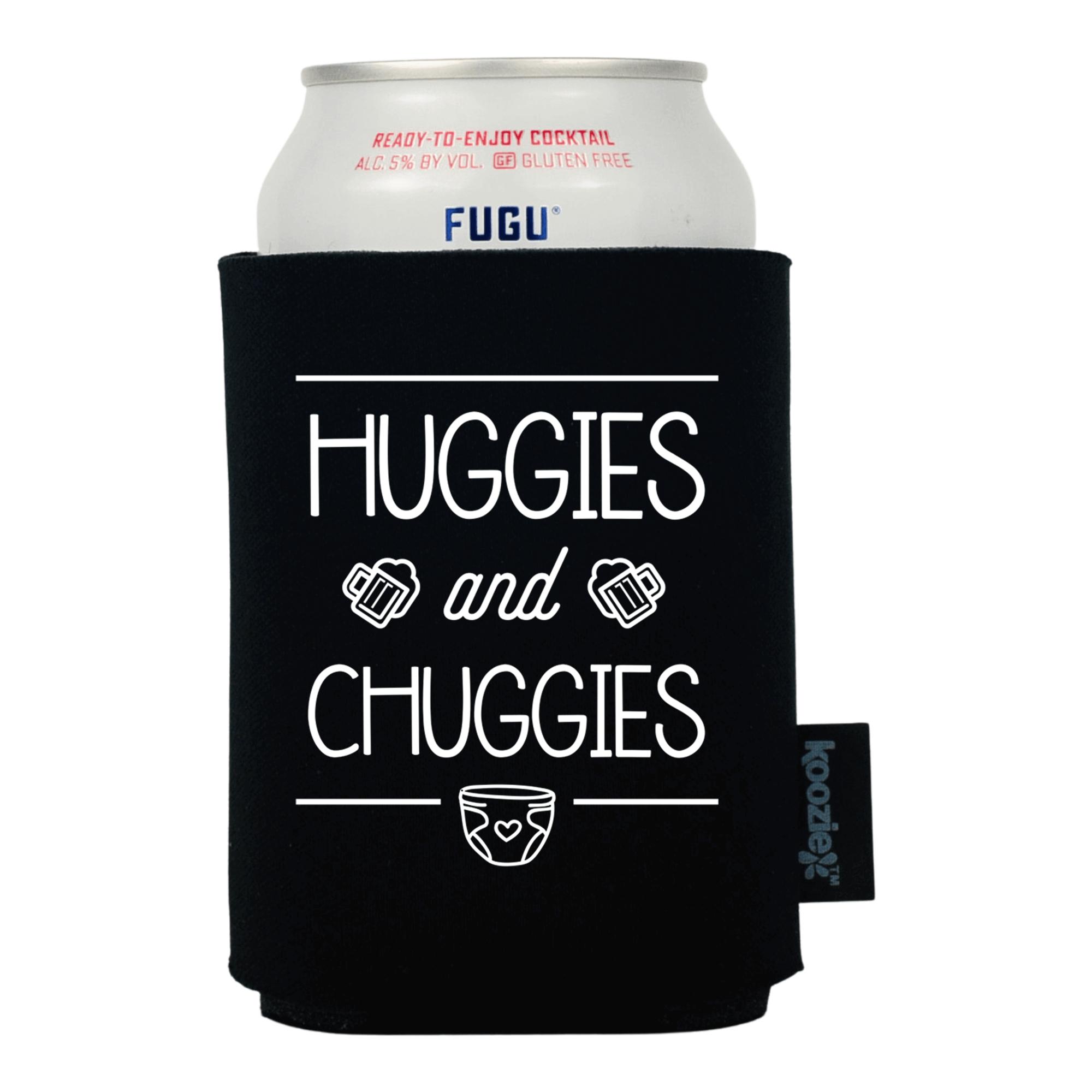 Koozie® Huggies and Chuggies Baby Shower Drink Cooler