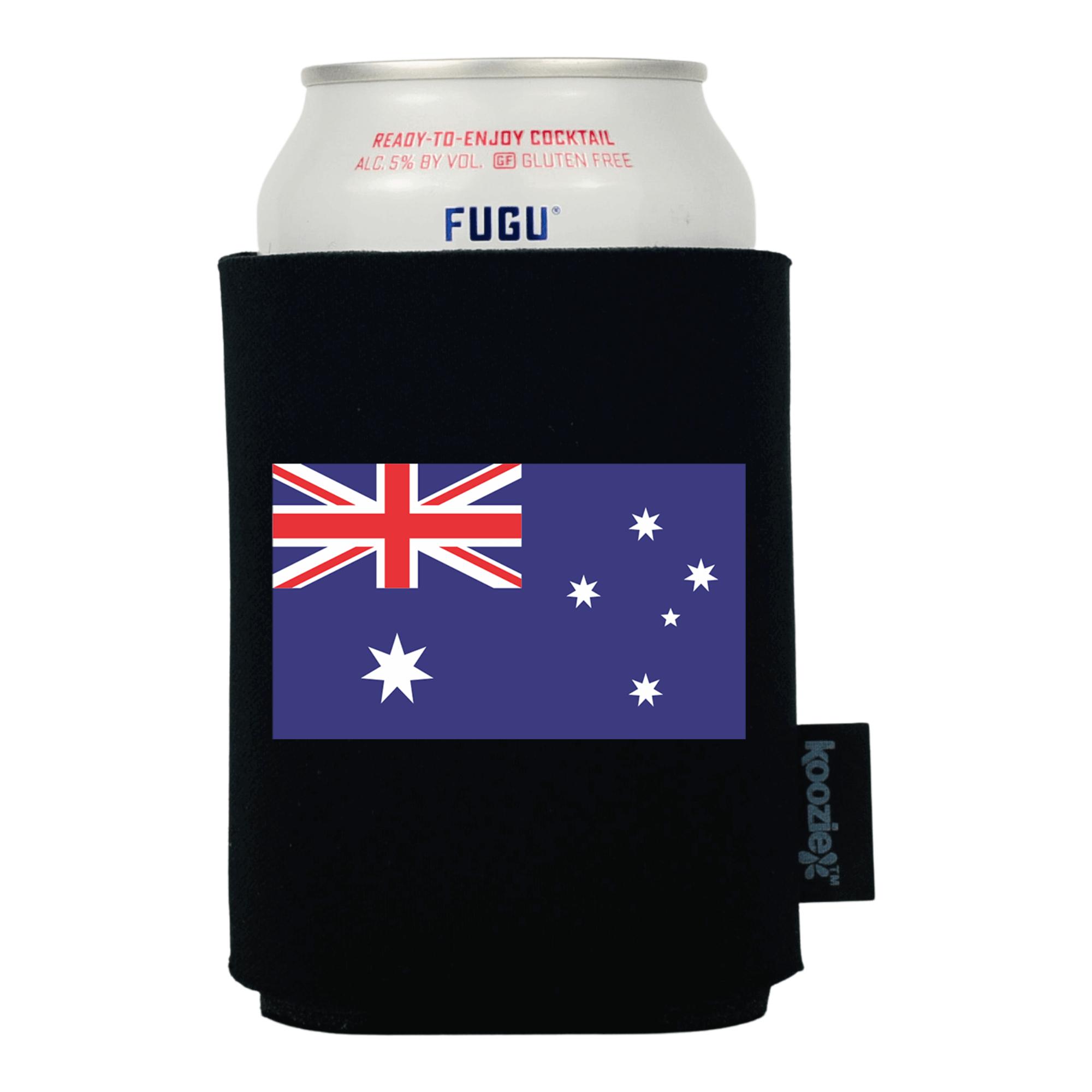 Koozie® Australia Country Flag Drink Cooler