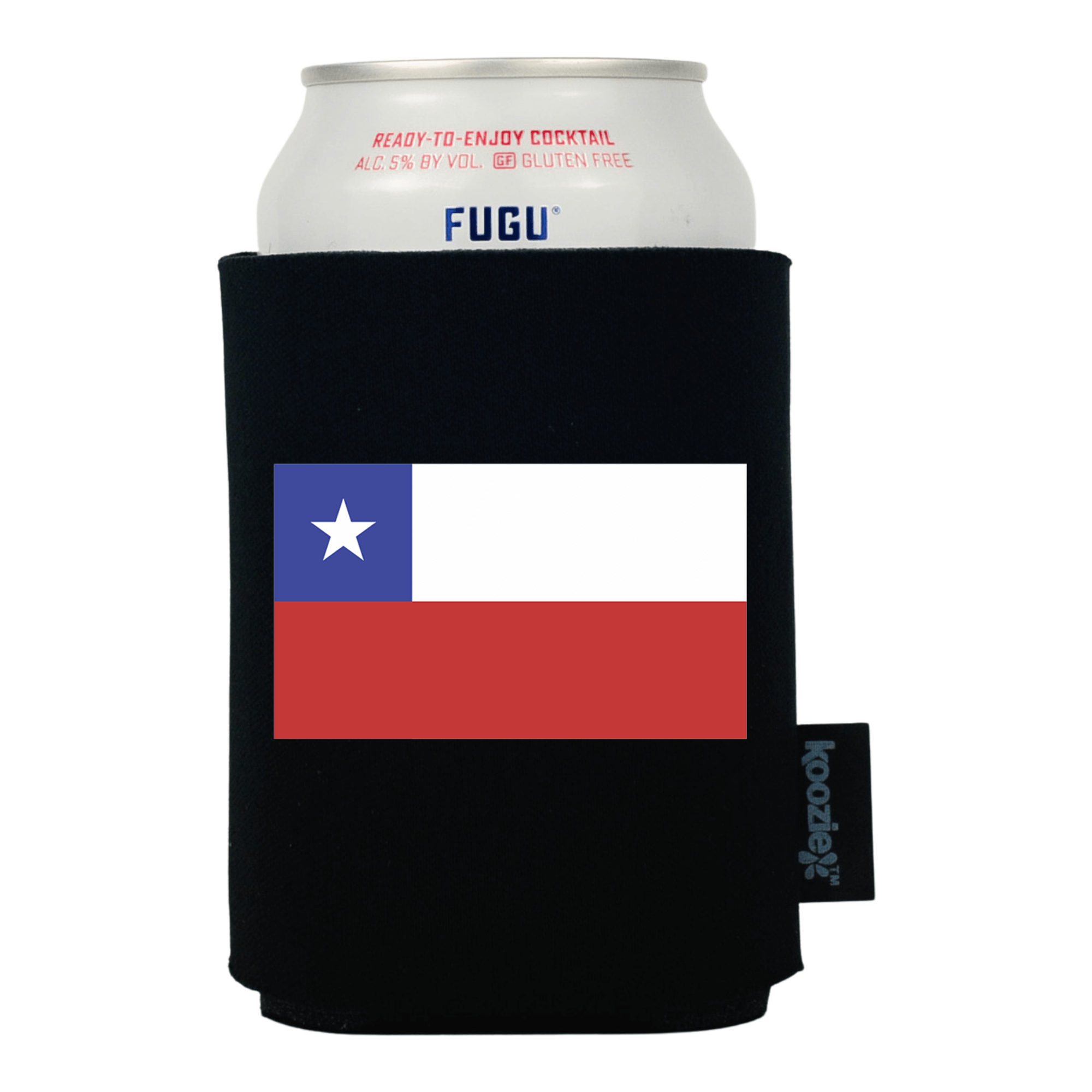 Koozie® Chile Country Flag Drink Cooler