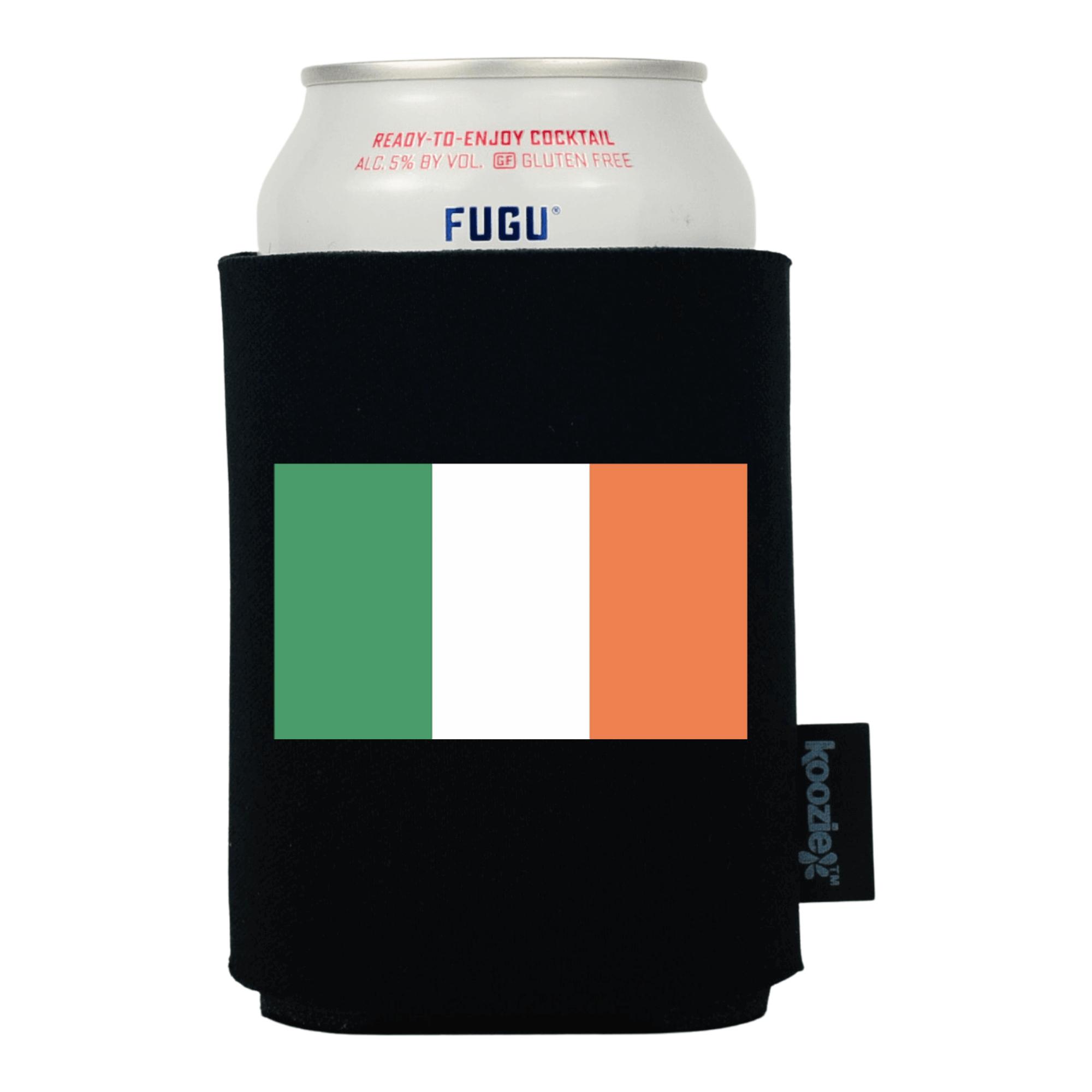 Koozie® Ireland Country Flag Drink Cooler