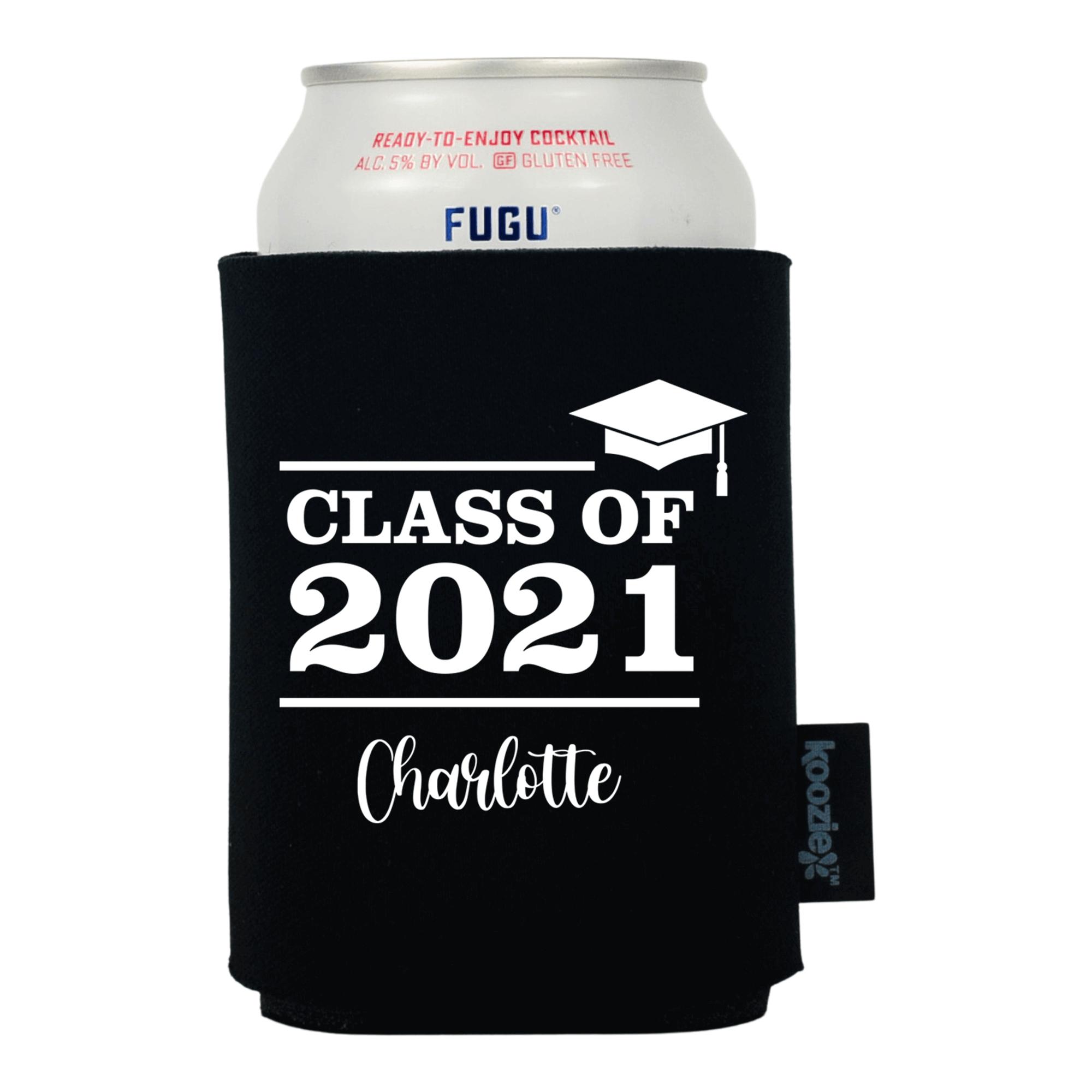 Koozie® Class of 2021 Graduation Drink Cooler