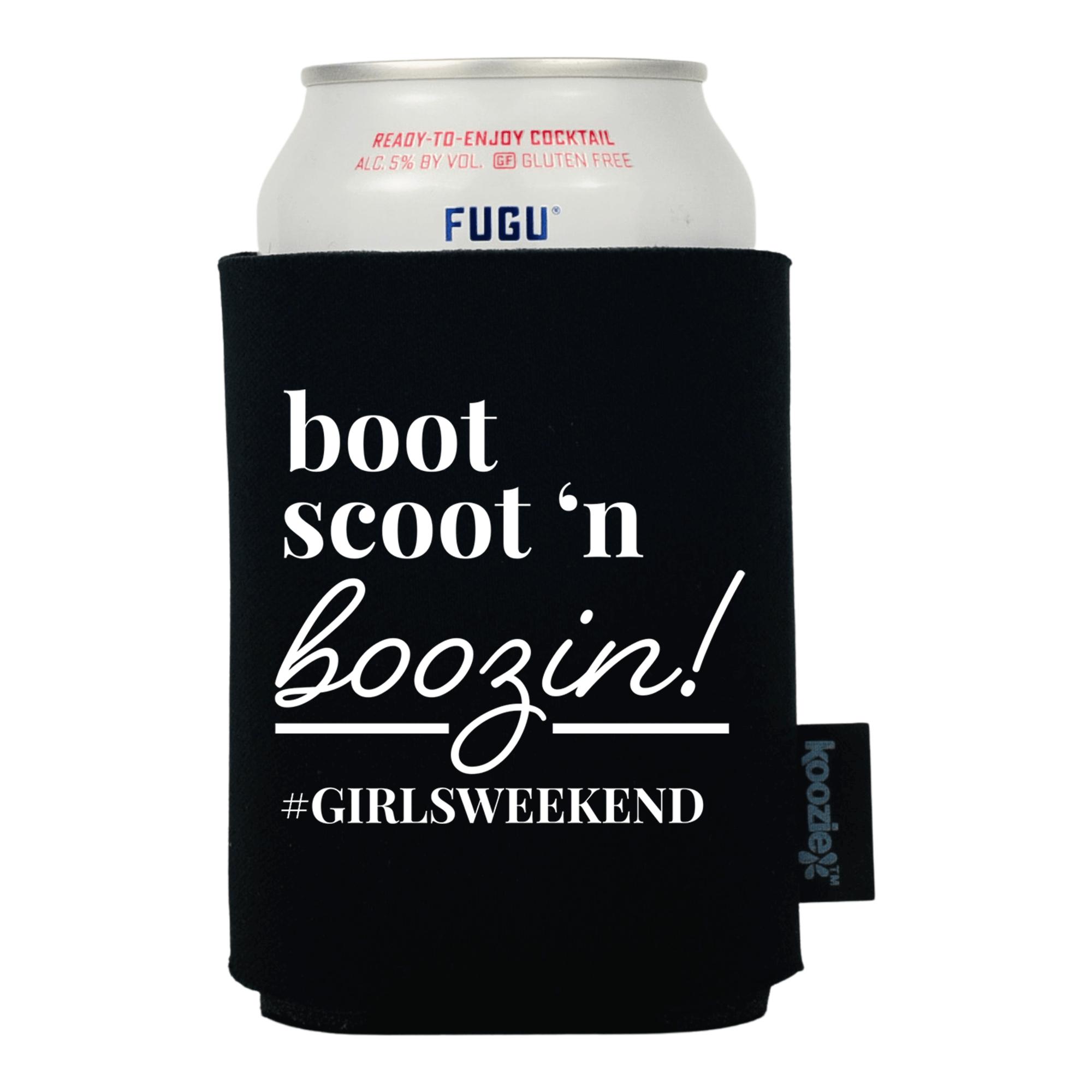 Koozie® Boot Scoot 'n Boozin Drink Cooler