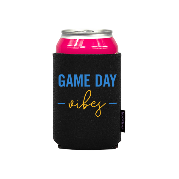 Koozie? Game Day Vibes Neoprene Can Cooler   1 Side