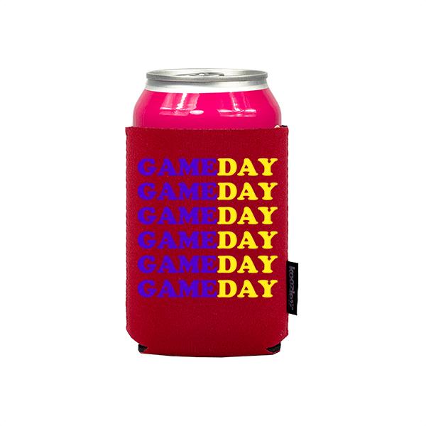 Koozie? Game Day Custom Neoprene Can Cooler   1 Side