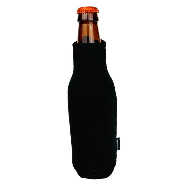 Blank KOOZIE Neoprene Zip-Up Bottle Kooler