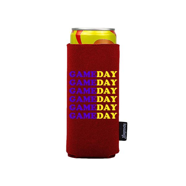 Koozie? Game Day Custom Slim Can Cooler | 1 Side
